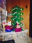 Our mobile Christmas Tree